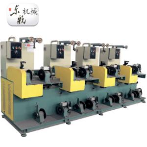 Multi-core Waste Wire Rewinding Machine
