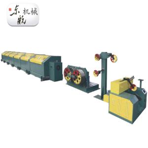 300/18 Tubular Stranding Machine
