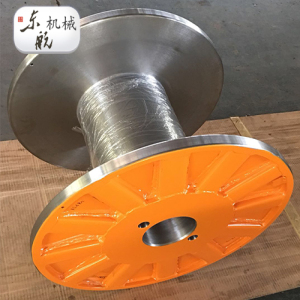 Punched Steel Iron Bobbin