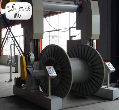 Take-up Pay-off for Wire Cable Extruder Machine