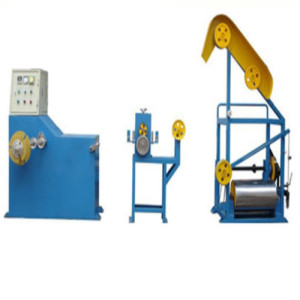 High Speed Automatic Arrange Pay-off Line Cable Coiling Machine