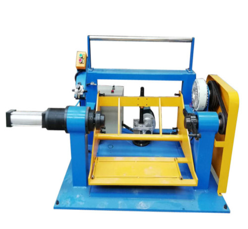 Automatic Winding Machine Pay-off Take-up Cable Coiling Machine