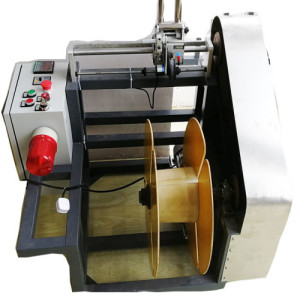Pay-off Machine Qp500 Pay-off and Take-up Machine for Wire Coiling