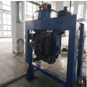 Flat Wire Coil Adjustable Take-up Machine