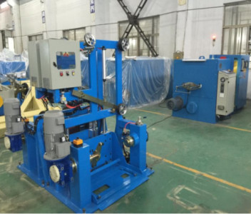 Core Cable Wire Take up and Pay off Machine