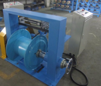 High Precision Copper Wire Take up Machine