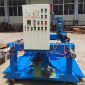 High Quality Shaftless Take-up Pay-off Cable Machine