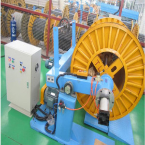 High Precision Copper Wire Sibling Take up Machine