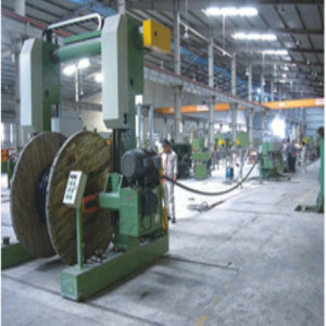 2500 Siemens Motor Take up Pay off Wire Cable Extruder Machine