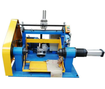 High quality electrical wire spooling machine TC630 with meter counter pay off machine