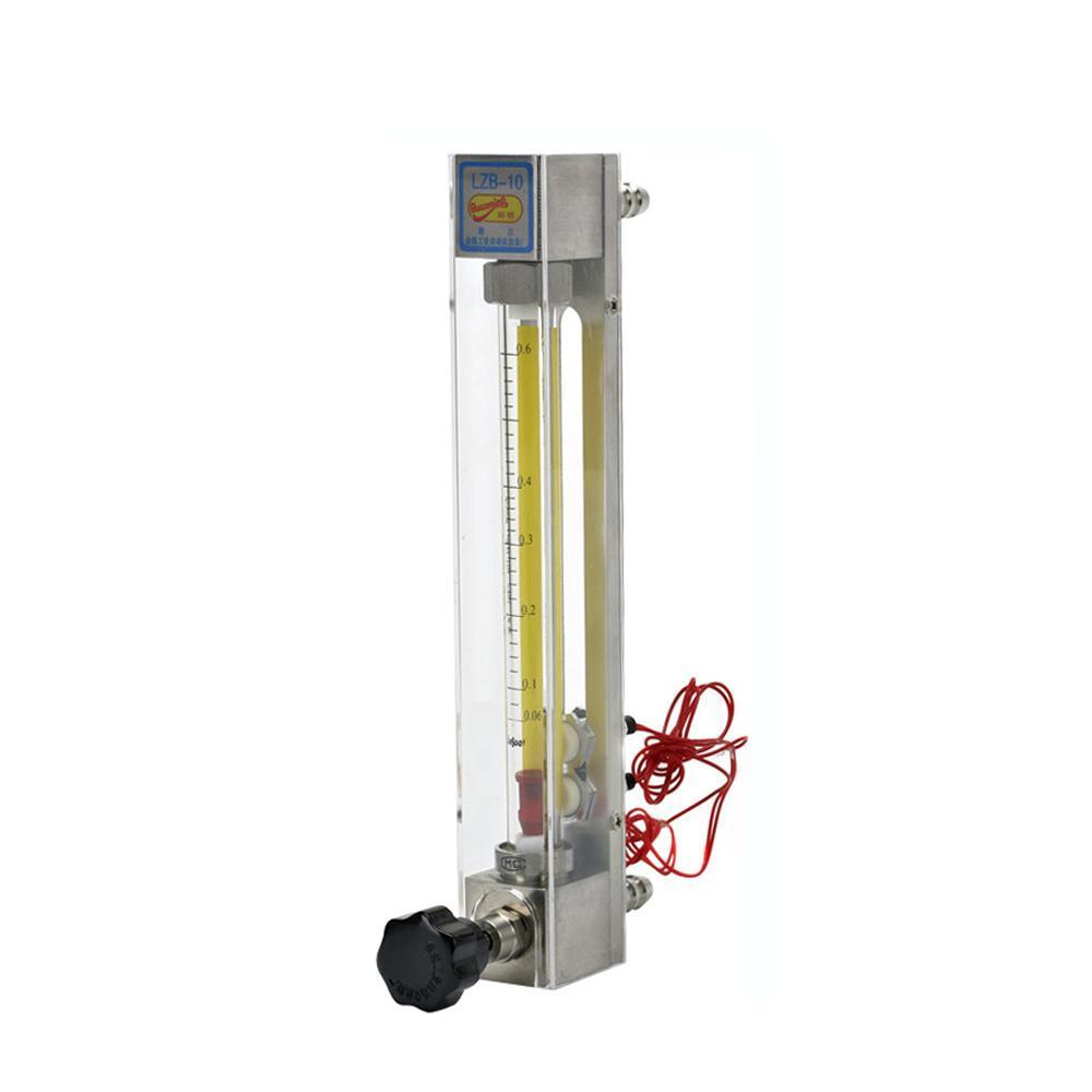LZB-小型玻璃转子带报警开关流量计