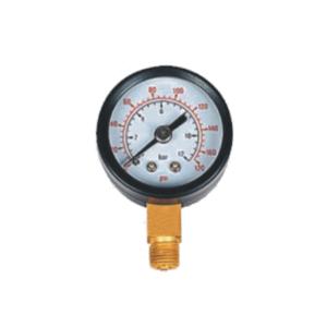 Y-ordinary pressure gauge (radial)
