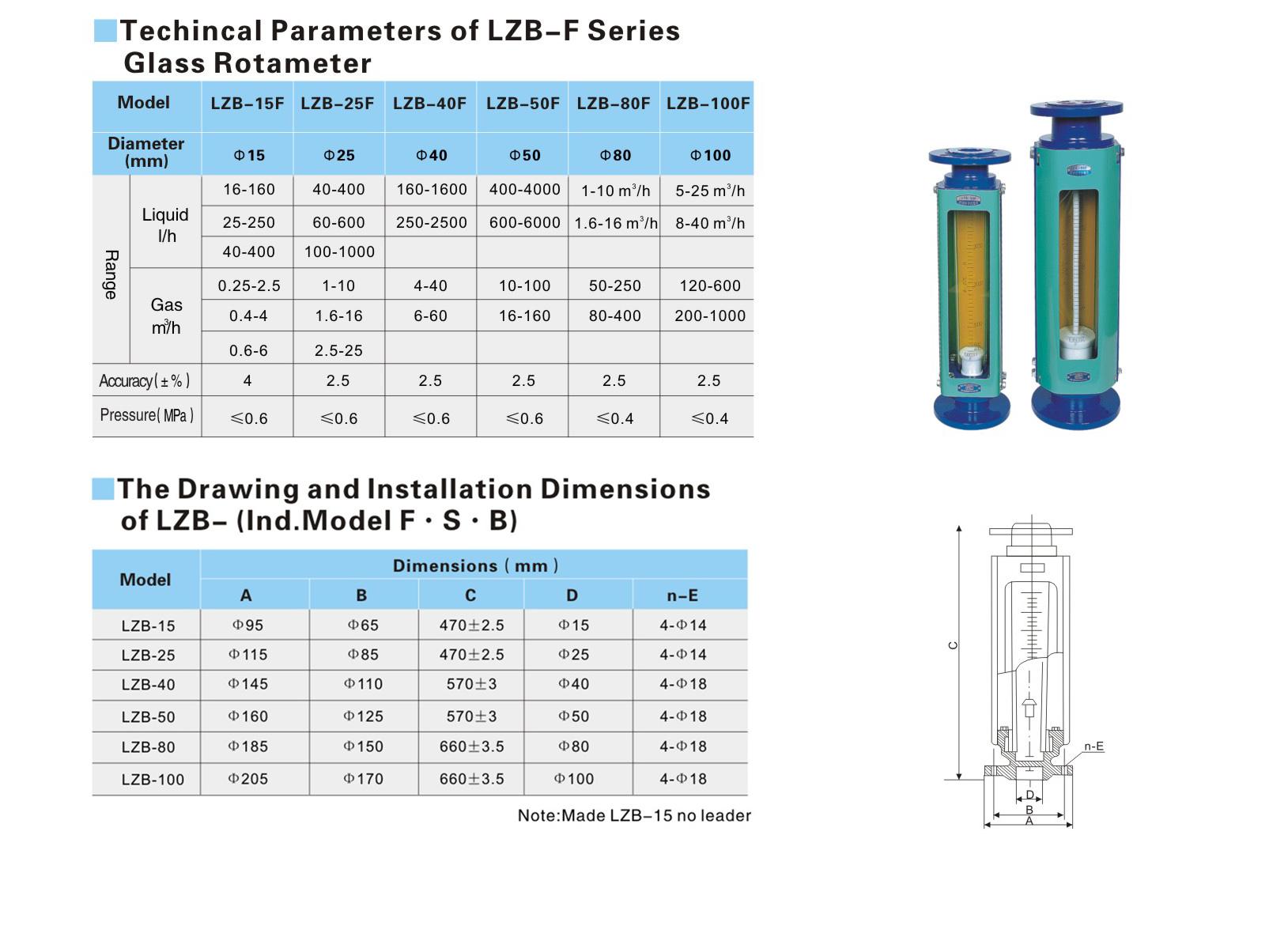 LZB-F (Anti-corrosion type )