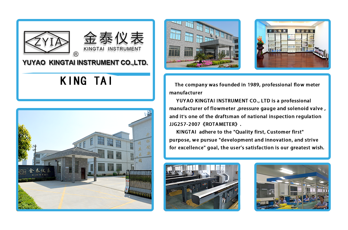 Yuyao Jintai Instrument Co., Ltd.