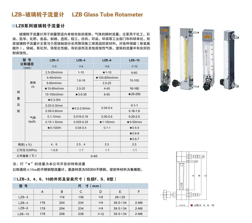 LZB-3,4,6,10系列