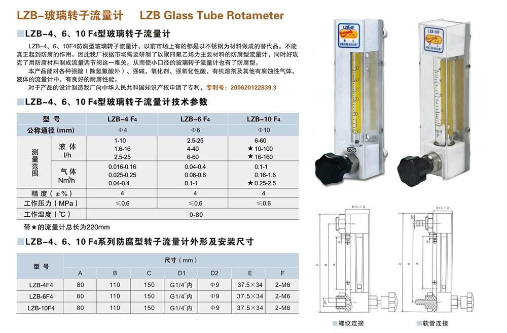 LZB-4、6、10F4系列