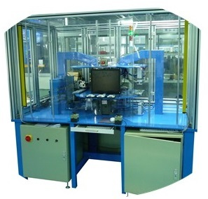 SPD Automation Test Machine
