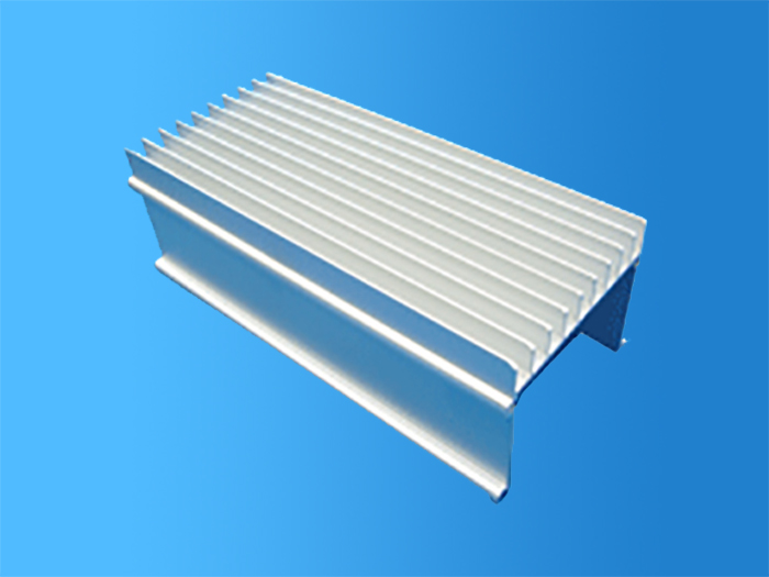 Profile radiator