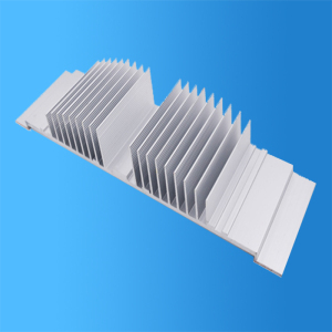 Aluminium-Kühlkörperprodukt