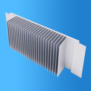 Transformation of profile radiator in production