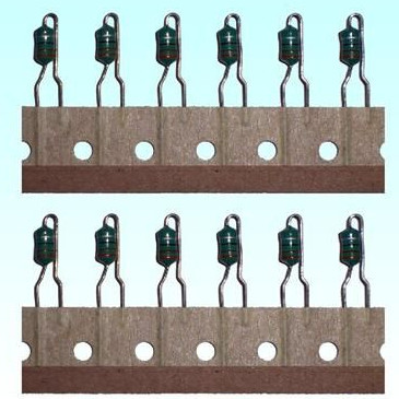 Axial Fixed R-forming Inductor