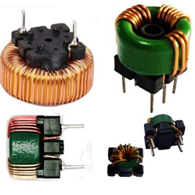 TBV Toroid coil Inductors