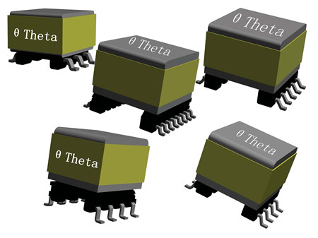 EP High Frequency Transformer