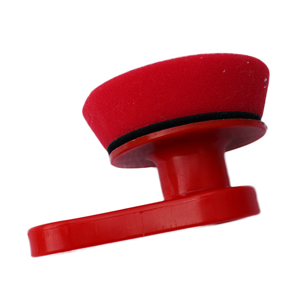 Red color Small size Car Wheel Cleaning Brush