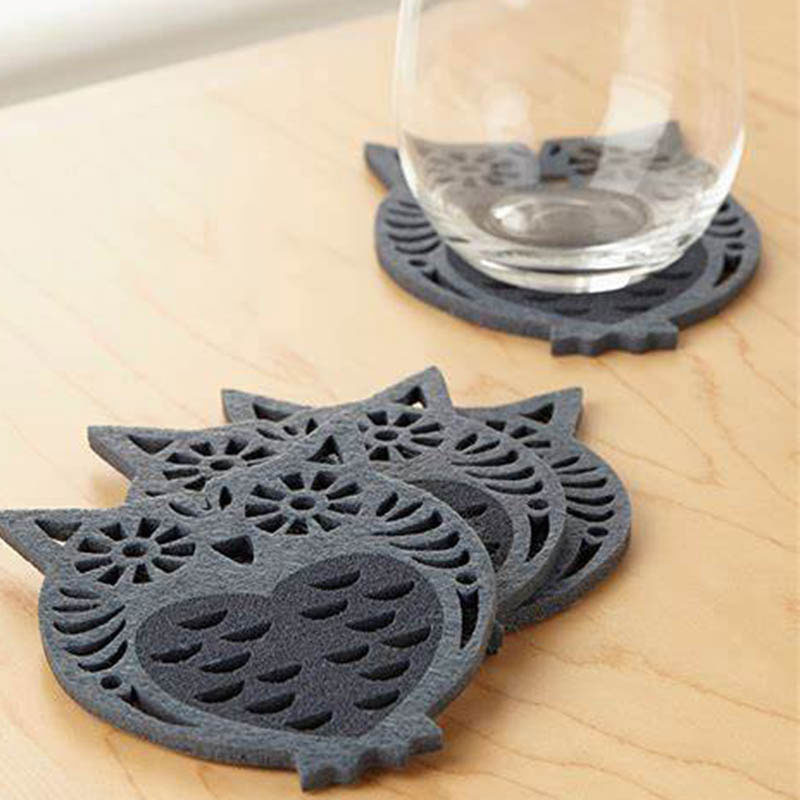 New type top quality felt coaster for sale