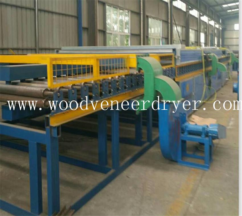 Big Capacity Face Veneer Drying Machine Shandong Shine