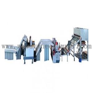 Garis Pengupas Kayu Veneer Industri Berkelanjutan untuk Produksi Kayu Lapis