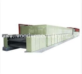 High Efficiency Plywood Veneer Dryer