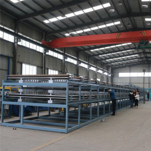 60m Roller Veneer Dryer Line Description