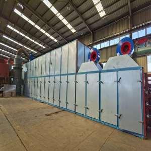Direct Heating Air Veneer Roller Dryer