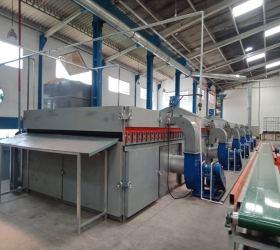 New Biomass Veneer Drying Machine