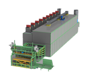 Shine Roller Dryer Aims to Reduce the Composite Drying Cost