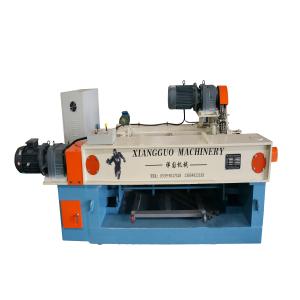 Hydraulic Spindle-less Wood Veneer Peeling Machine