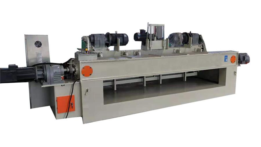 VENEER SPINDLELESS PEELING MACHINE