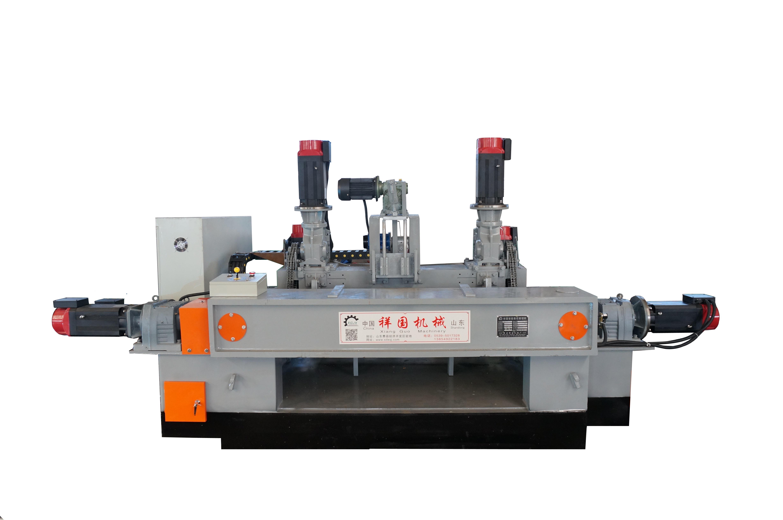 Wood Veneer Peeling Machinery