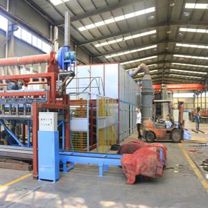 36m 4 deck veneer roller dryer runs on biomass burner