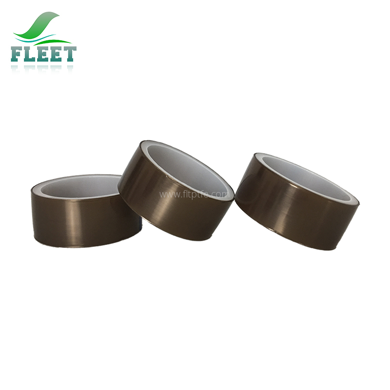 Attractive and Durable Brown Ptfe Film Tape 2 Inch