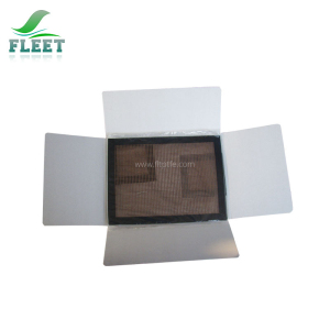 PTFE Coated Fiberglass Fabric Wire Mesh for Cooking Pizza