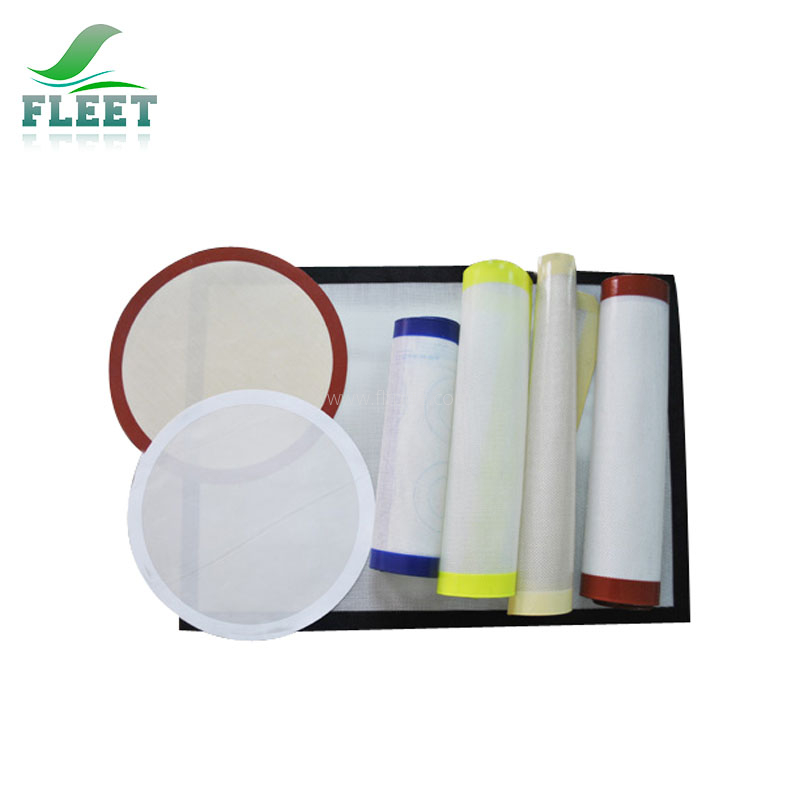 Good Source of Materials Low Price Ptfe Silicone Rubber Mat Roll