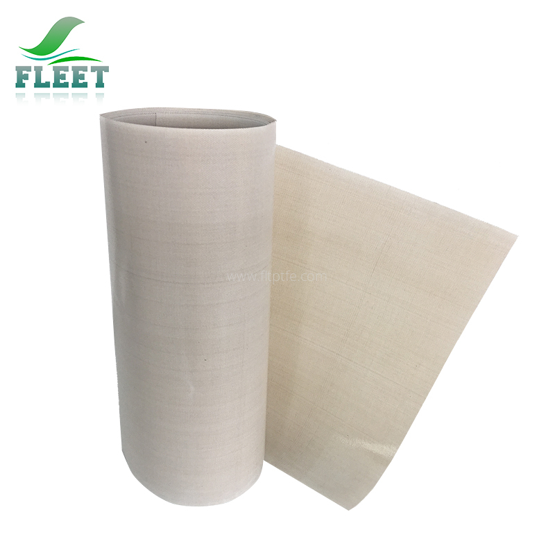 0.20 mm Thickness PTFE Teflon Fiberglass Cloth with Food Grade