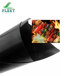 Non-stick Food Grade Teflon BBQ Grill Cooking Mat