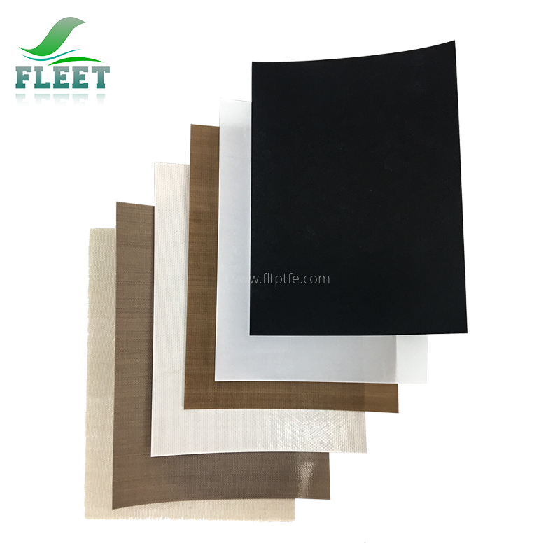 Hot Sale Corrosion Resistance 0.05mm-1.0mm Ptfe Fiberglass Fabric