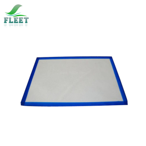 2019 Hot Selling Good Feedback Silicone Iron Mat with Custom Printing