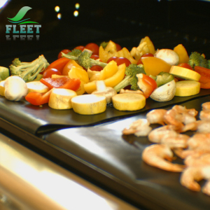 Reusable Teflon Oven Liner for Cooking