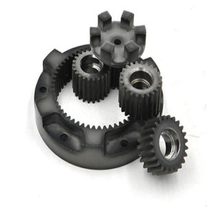 CNC machining planetary gear