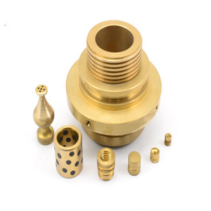 copper machining service